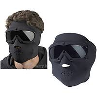 SWAT MASK PRO WITH BALLISTIC GOGGLES