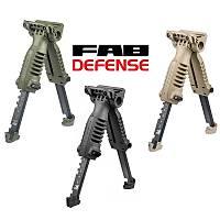 FAB Defense Tactical Ortepedik Bipod & Foregrip