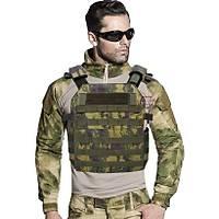 Black Storm Tactical Vest Plaka Taþýyýcý