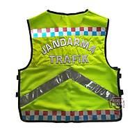 Jandarma Trafik Yeleði Orjinal
