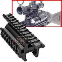 HK-33, G-3, MP5 TACTIC ÇÝFT RAYLI APARAT