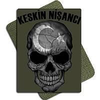 Kurukafa Keskin Niþancý Tactic Metal Patch