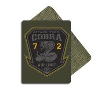 Cobra Tactic Metal Patch