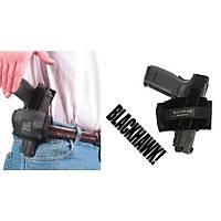 Blackhawk Black Nylon Slide Pistol Holster