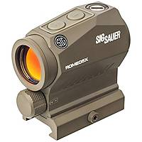 Sig Sauer Romeo5 X 1x20mm Compact Red Dot Sight