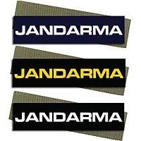 Jandarma Ýsimlik Tactic Metal Patch