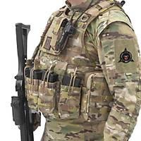 Cordura Kumaþ Baský Tactic Special Forces Bandana Peç