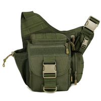 Military Tactical Messenger Bag Green