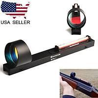 Us RED Fiber Dot Reflex