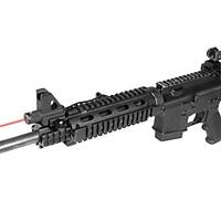 Us Front Sight and Red Laser Combo