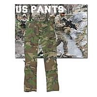 US ACU RippStop Woodland Amerikan Arazi Pantolonu