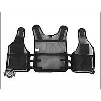 Tactical Strike Recon Vest Black