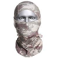 Nano Camo Quick Dry Taktik Maske
