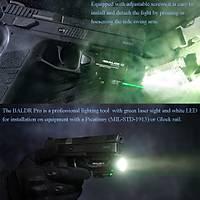 Olight PL-2RL Baldr Black Profesyonel Silah Fener ve Lazeri