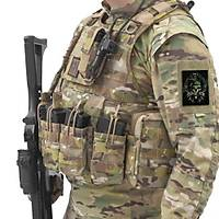 Cordura Kumaþ Baský Tactic Turkish Armed Peç