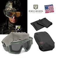 Revision Eyewear Tactical Goggle Green
