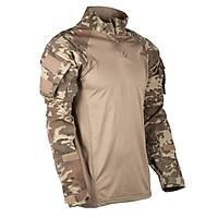 Tactical Combat Tshirt Malpat Camo