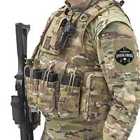 Cordura Kumaþ Baský Tactic Turkey Special Forces Peç