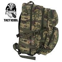 Tactical Gear Lazer Kesim Kamuflaj Çanta