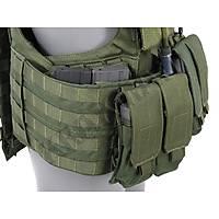 Us Molle Tactical Vest Full Set