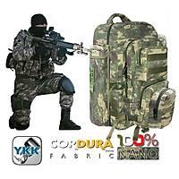 3+1 in Tactical Cordura 50 LT Backpack Nano