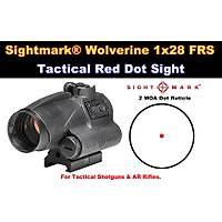 Sightmark Wolverine 1x28 FSR Red Dot Sight