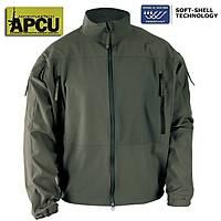 Propper APCU Level V Softshell Jacket Alpha Green