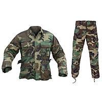 Usa Woodland Camo Suit