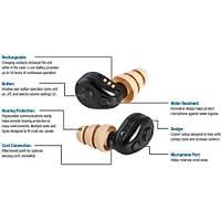 PELTOR TEP-100 TACTICAL ELECTRONIC EARPLUGS