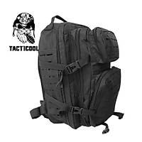 Tactical Gear Lazer Kesim Siyah Çanta