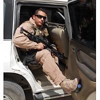 Combat Goretex Coyote  Zephyr Hi Boots