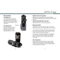 Vortex Optics Solo Tactical Monocular 8x 36mm