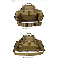 US Plus Multifunction Bag