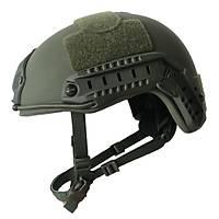 FAST Helmet Ballistic Level IIIA Green
