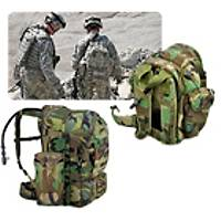 ARMY MOLLE ASSAULT CAMEL BACK
