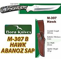 BORA KNÝVES M-307 B HAWK ABANOZ SAP