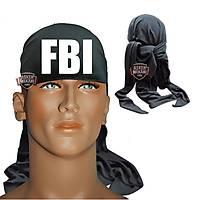 FBI DESÝGN BANDANA