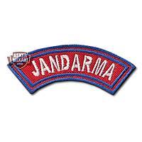 JANDARMA YAZILI ARMA