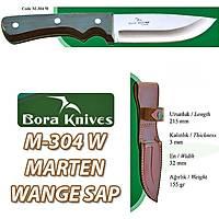 BORA KNÝVES M-304 W MARTEN WANGE SAP