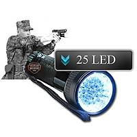 OVAL LEDLÝGHT 25 LED
