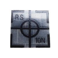 RS10N-K Kaðýt Reflektör 10x10MM (REFL.SHEET)