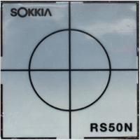 RS50N-K KAÐIT REFLEKTÖR (50X50 MM(PARLAK)