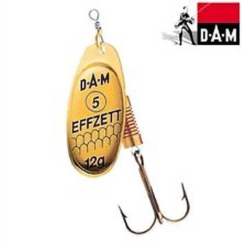 D.A.M. 5120 203 FZ SPINNER, ALTIN, 6 GR