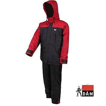 8826 003 DAM STEELPOWER RED STORM SUIT XL