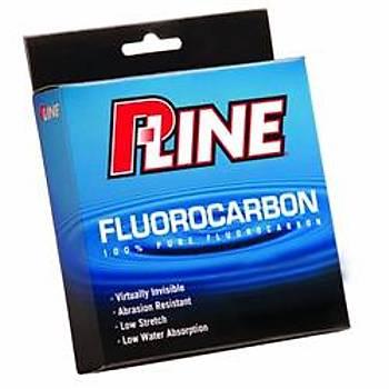 P-LINE 100% FLUOROCARBON 100 MT - 0,35 MM