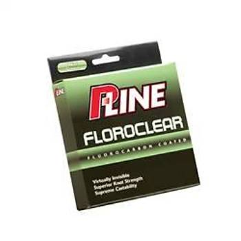 P-LINE FLOROCLEAR GREEN 150 MT - 0,40 MM