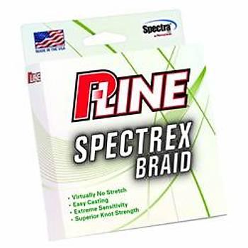 P-LINE SPECTREX GREEN 150 YD (137 M) - 0,08 MM