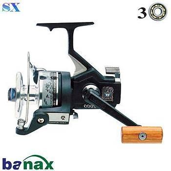 BANAX SX 3000C MAKÝNE