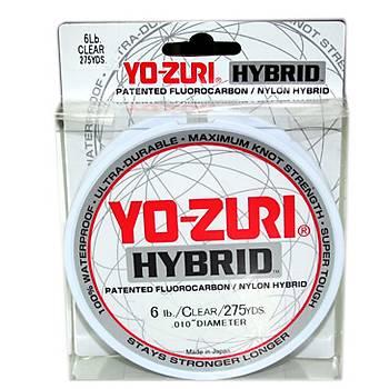 YO ZURI HYBRID 0,23 mm 250 METRE MÝSÝNA