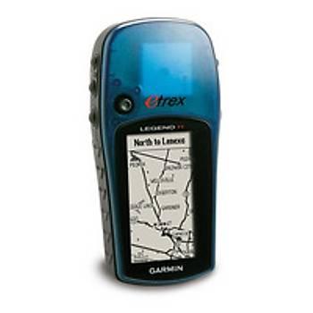GARMIN ETREX LEGEND H EL TÝPÝ GPS